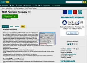 xlsx-password-recovery.soft112.com