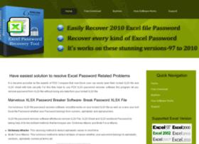 xlsxunlocker.excel2010passwordrecovery.com