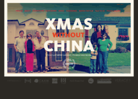 xmaswithoutchina.com