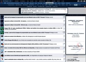 xml.developpez.com