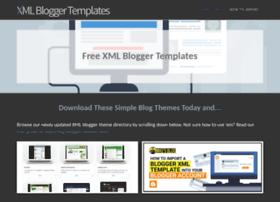 xmlbloggertemplates.com