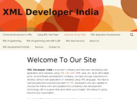 xmldeveloperindia.com