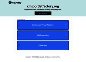 xmlportletfactory.org