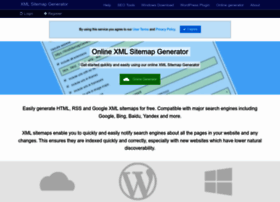 xmlsitemapgenerator.org