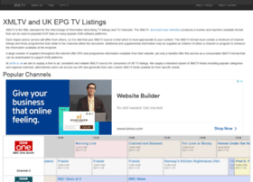 xmltv.co.uk