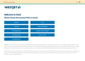 xnet.westjet.com