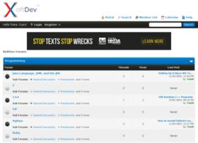 xoftdev.com