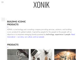 xonik.com