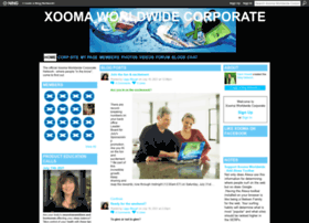 xoomaworldwidecorporate.ning.com