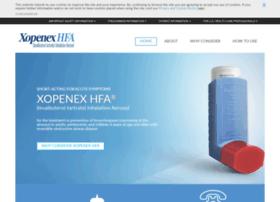 xopenex.com