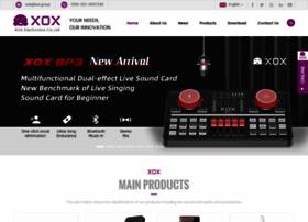 xoxchina.com
