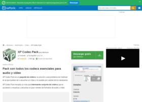 xp-codec-pack.softonic.com