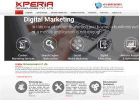 xperiatechnologies.com
