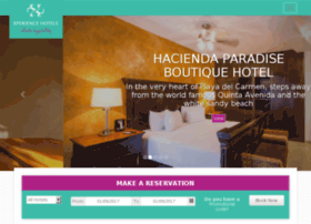 Xperiencehotelsresorts.com.mx