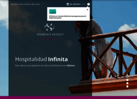 xperiencehotelsresorts.com