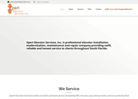 xpertelevator.com