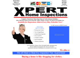 xperthomeinspections.com