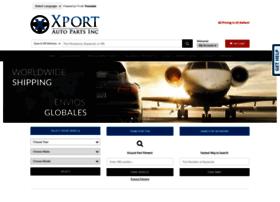 xportautoparts.com