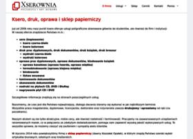 xserownia.pl