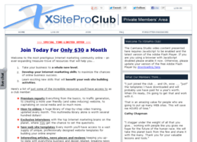 xsiteproclub.com