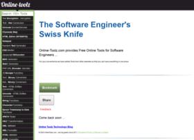 xslt.online-toolz.com