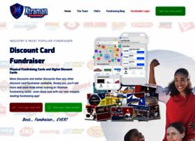 xtramanfundraising.com