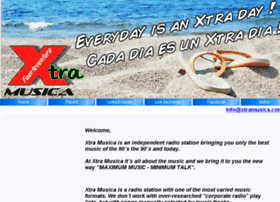 xtramusica com xtra musica xtra musica is an independent radio station ...
