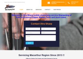xtrasharp.com.au