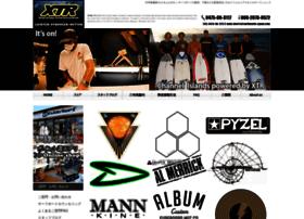 xtrsurfboards-japan.com