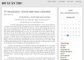xuanthu.vnweblogs.com