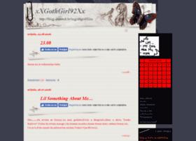xxgothgirl92xx.blog.hr