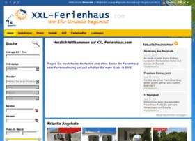 xxl-ferienhaus.com