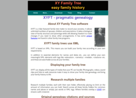 xy-family-tree.com