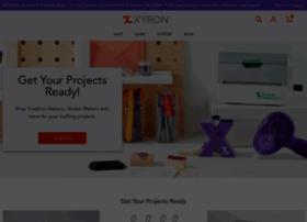 xyron.com
