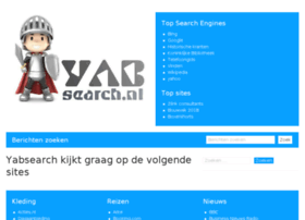 yabsearch.nl