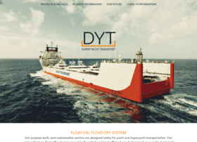 yacht-transport.com