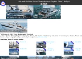 yachtbroker-charters.com