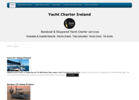 yachtchartergalway.com