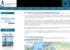 yachtharbourassociation.com