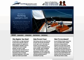 yachtinglawyers.com
