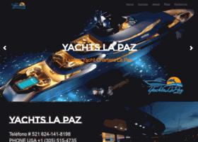 yachtslapaz.com