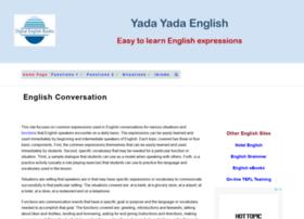 yadayadaenglish.com