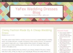 yafexdresses.blog.com