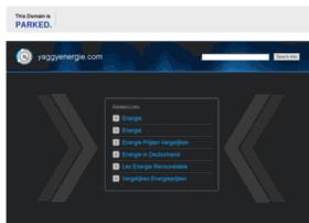 yaggyenergie.com