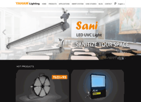 yahamlighting.com