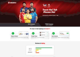 yahoo.dream11.com