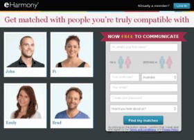 yahoo.eharmony.com.au