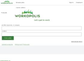 yahoo.workopolis.com
