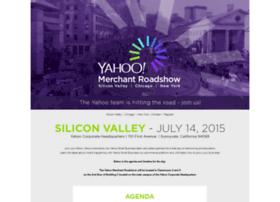 yahoomerchantroadshow2015.eventfarm.com