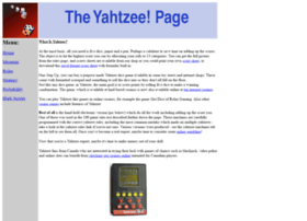yahtzee.org.uk